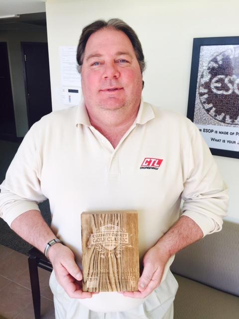 Scott Wilson CTL Employee of the Year