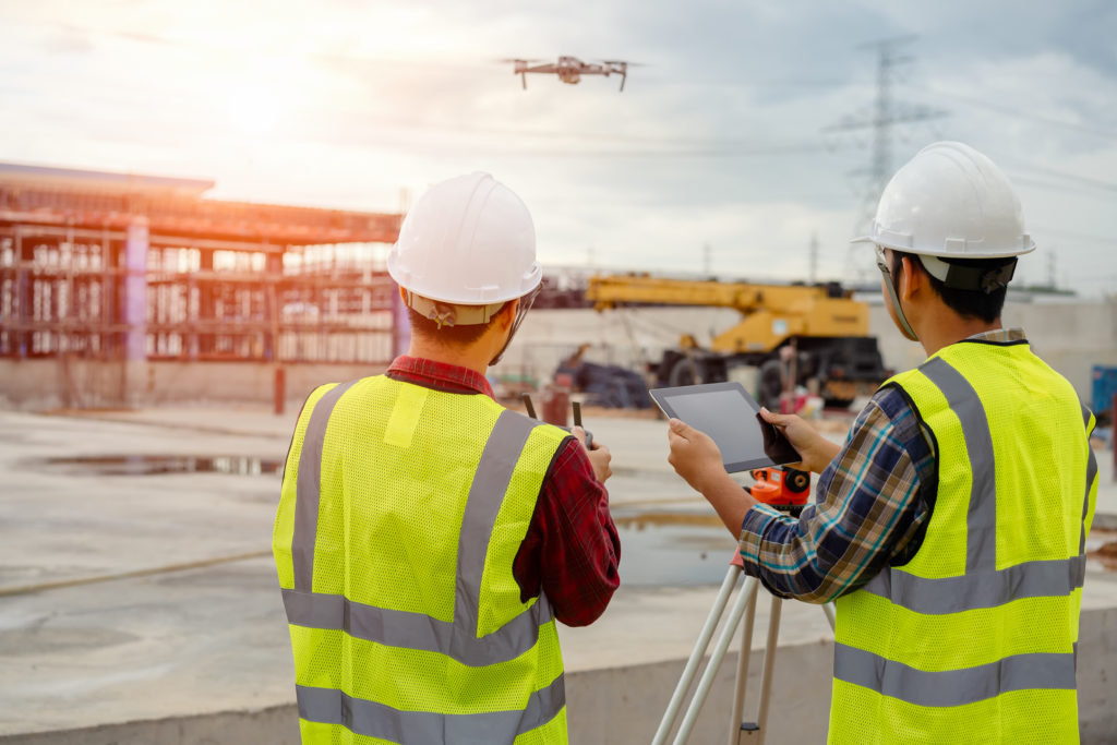 Pioneering the Use of Drones for Roof Inspections and Thermal Imaging